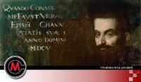 20. siječnja 1617. umro je Faust Vrančić,poznati hrvatski polihistor, leksikograf, jezikoslovac, svećenik, biskup i izumitelj | Domoljubni portal CM | Hrvatska kroz povijest