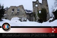 Stari grad Samobor - utvrda na brdu Tepec | Crne Mambe | Art