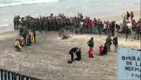 SAD na granici uhitio aktiviste i vjerske poglavare