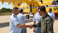 ZEMUNIK: Međunarodni sastanak stručnjaka za vojni zračni promet