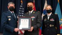 General-pukovnik Šerić primljen Međunarodnu kuću slavnih u Washingtonu | Domoljubni portal CM | Press