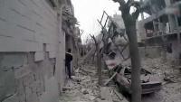 Sirijska vojska tvrdi da je SAD bombardirao njihove položaje