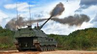 Na Slunju provedeno bojevo gađanje iz Panzer haubica PzH 2000