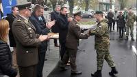 Pripadnicima Hrvatske vojske dodijeljeni stanovi u Vukovaru