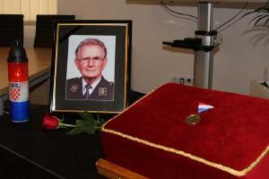 Komemoracija general-bojniku Ivanu Štimcu