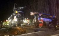Francuska: U sudaru autobusa i vlaka poginula 4 učenika, 20 ozlijeđenih