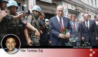 28. lipnja 1992. - Mitterrandov posjet Sarajevu: Rat u BiH nije ni politički ni vojni, nego humanitarni problem   Domoljubni portal CM   Svijet kroz povijest