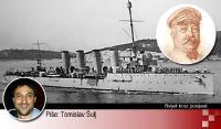NAPAD NA OTRANTSKU BARAŽU (14.5.1917.) | Domoljubni portal CM | Svijet kroz povijest
