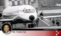 15. rujna 1972. - Tomislav Rebrina, Rudolf PrskaloiNikola Lisac oteli putnički zrakoplov DC-9 | Domoljubni portal CM | Hrvatska kroz povijest