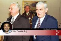 SPORAZUM ŠUŠAK - PERRY (29.11.1994.)   Domoljubni portal CM   Hrvatska kroz povijest