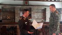 Načelnik Glavnog stožera OSRH posletio 'Slavonske sokolove' | Domoljubni portal CM | Press