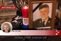 SYDNEY: Odana počast preminulom generalu Slobodanu Praljku | Domoljubni portal CM | Hrvati u svijetu