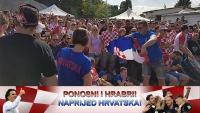 Njemačka: Tisuće Hrvata slavilo veličanstven uspjeh Vatrenih | Domoljubni portal CM | Hrvati u svijetu