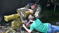 Dan otvorenih vrata u vojarnama i izložba opreme HV-a