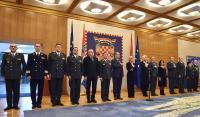 Predsjednica RH primila povodom umirovljenja visoke časnike OSRH