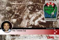 DOMOVINSKI RAT - NOVIGRADSKO BOJIŠTE (2/4) | Domoljubni portal CM | U vihoru rata