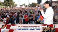 Varaždinci priredili veličanstven doček izborniku Daliću i stručnom stožeru