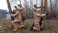 Završena vojna vježba 'MIR 19/1' na vojnom poligonu 'Gašinci'