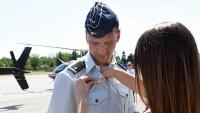 Uručeni letački znakovi vojnim pilotima 23. naraštaja