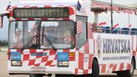 Nikolina, vozačica Vatrenih: Srce mi je bilo kao dva autobusa   Domoljubni portal CM   Press