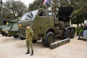 Zadar: pripreme za obilježavanje 25. obljetnice VRO Maslenica