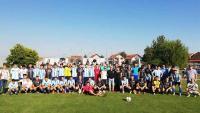 Vukovar: Humanitarna nogometna utakmica za žene žrtve nasilja