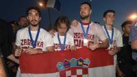 'Zadarska dica'- doček na kopnu, moru i zraku