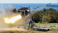 Statička ispitivanja raketnih motora na VP 'Zečevo' Rogoznica