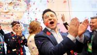 Volodimir Zelenski je novi ukrajinski predsjednik