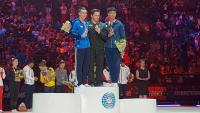 Pariz: Zlatni hrvatski gimnastičar Tin Srbić! | Domoljubni portal CM | Sport