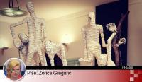 Otvorena izložba 'Borovo Selo - zločin bez kazne' | Domoljubni portal CM | Press