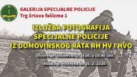 Otvorenje izložbe fotografija Specijalne policije iz Domovinskog rataRH HV i HVO | Domoljubni portal CM | Kultura