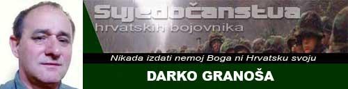 Darko Granoša