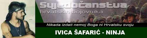 Ivica Šafarić - Ninja