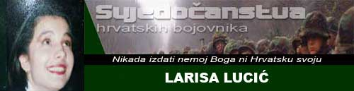 Larisa Lucić